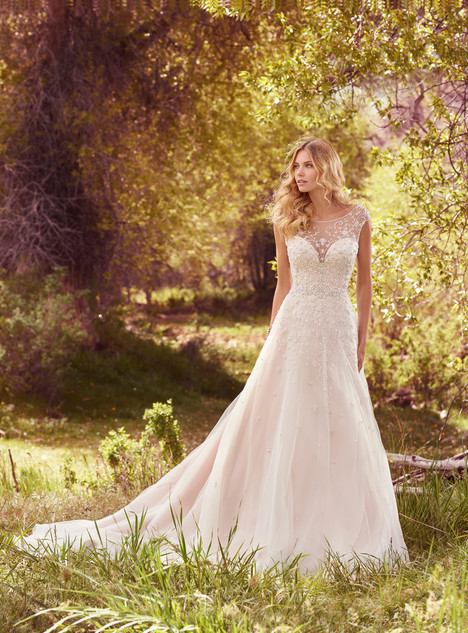 Freesia Wedding                                          dress by Maggie Sottero