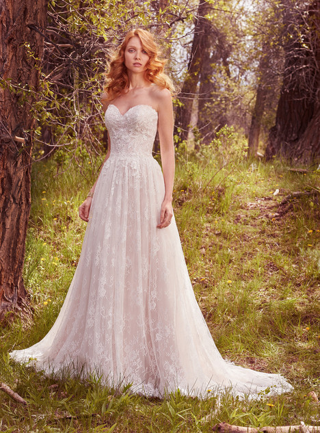 Rylie Wedding                                          dress by Maggie Sottero