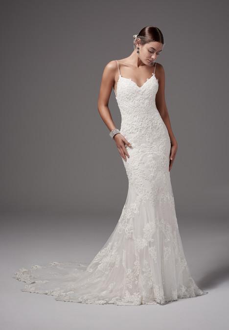 Bristol Wedding                                          dress by Sottero and Midgley