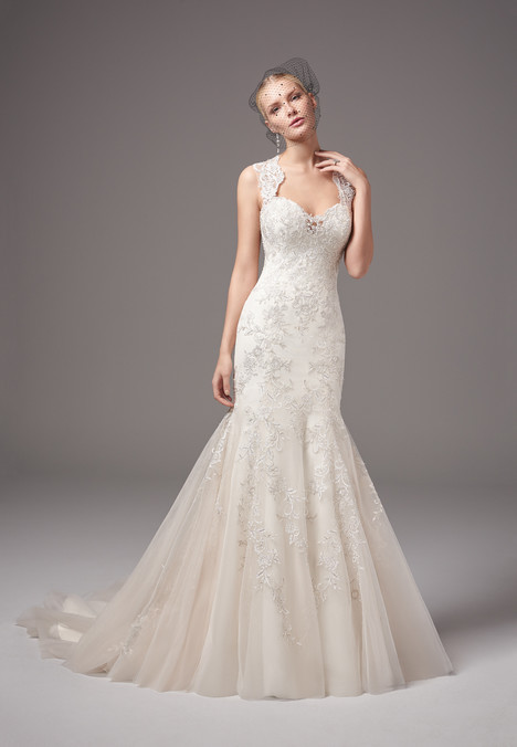 Bronson gown from the 2017 Sottero & Midgley collection, as seen on dressfinder.ca