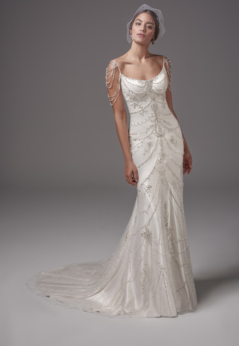 Dominique Wedding dress by Sottero and Midgley