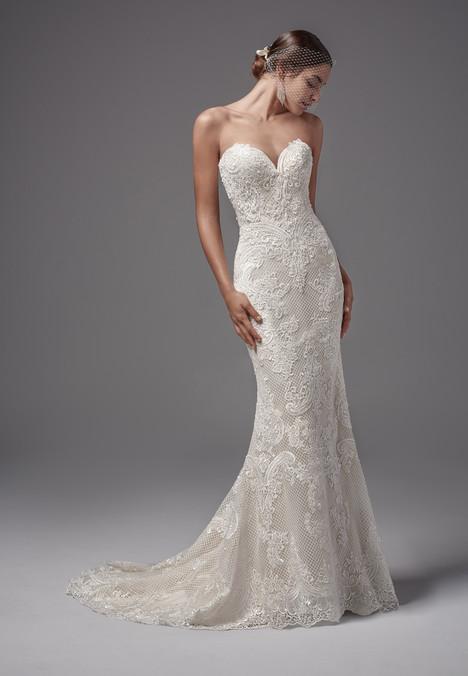 Ellington Wedding                                          dress by Sottero & Midgley