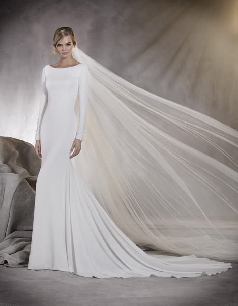 Alana Wedding                                          dress by Pronovias