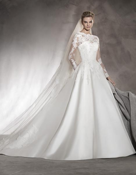 Alhambra Wedding dress by Pronovias