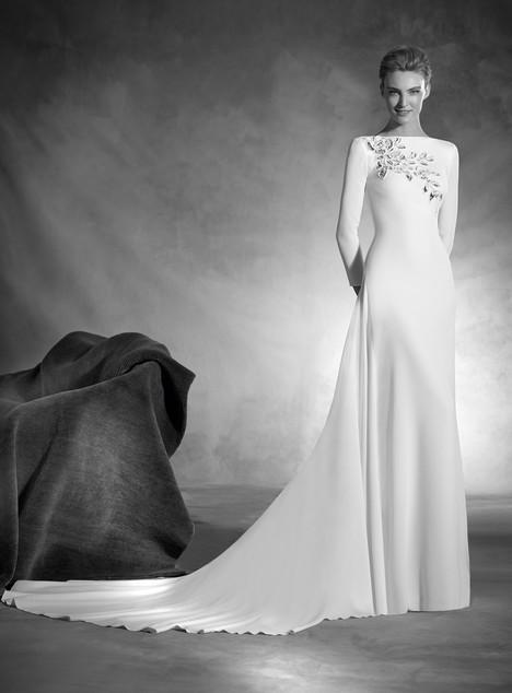 Nagore Wedding dress by Pronovias Atelier