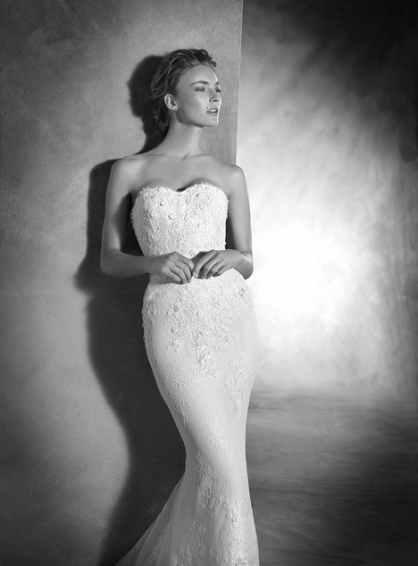 Nancy (2) gown from the 2017 Pronovias Atelier collection, as seen on dressfinder.ca