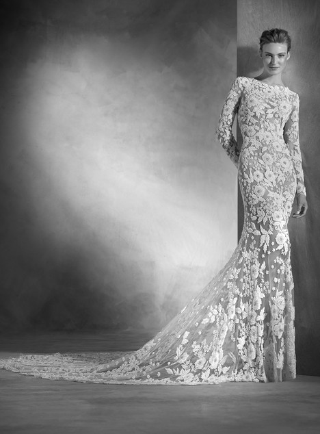 Narciso gown from the 2017 Pronovias Atelier collection, as seen on dressfinder.ca