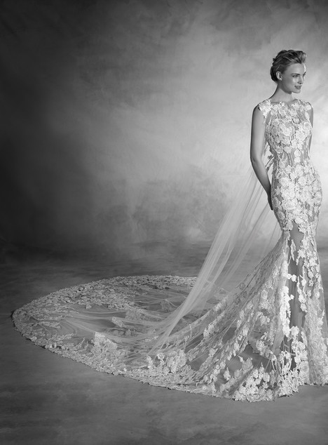 Natura gown from the 2017 Pronovias Atelier collection, as seen on dressfinder.ca