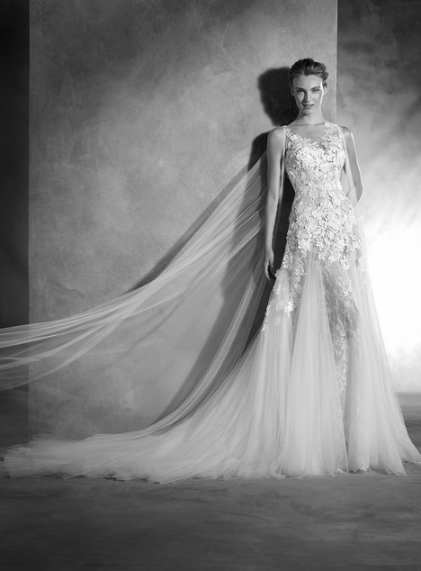 Nelsia gown from the 2017 Pronovias Atelier collection, as seen on dressfinder.ca
