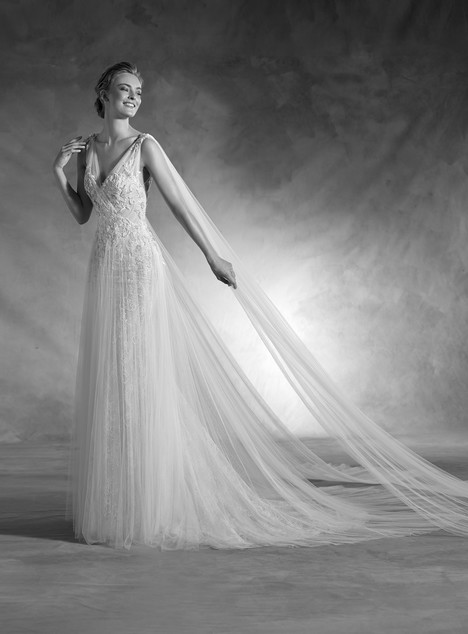 Nepal gown from the 2017 Pronovias Atelier collection, as seen on dressfinder.ca