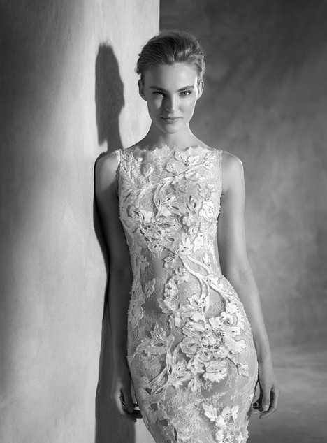 Nesta (2) gown from the 2017 Pronovias Atelier collection, as seen on dressfinder.ca