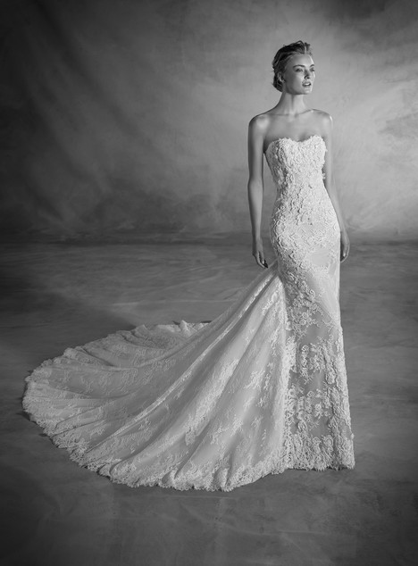 Nilsa gown from the 2017 Pronovias Atelier collection, as seen on dressfinder.ca