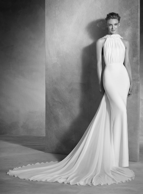 Noemi gown from the 2017 Pronovias Atelier collection, as seen on dressfinder.ca
