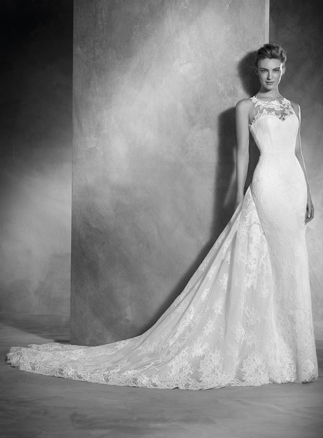 Nube gown from the 2017 Pronovias Atelier collection, as seen on dressfinder.ca