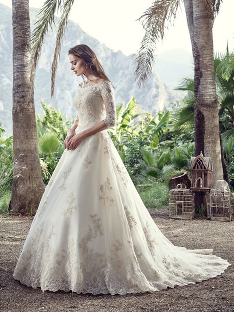 Messina Wedding dress by Eddy K Dreams