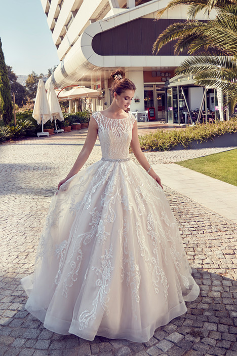 SKY107 Wedding                                          dress by Eddy K Sky