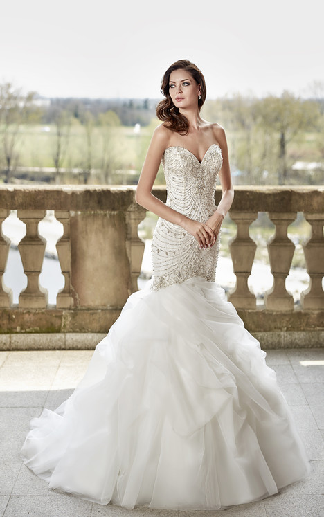 CT167 Wedding                                          dress by Eddy K : Couture