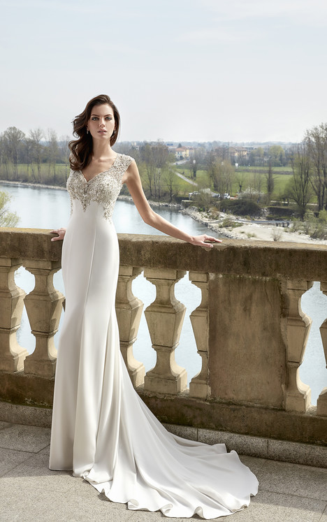 CT170 Wedding                                          dress by Eddy K Couture