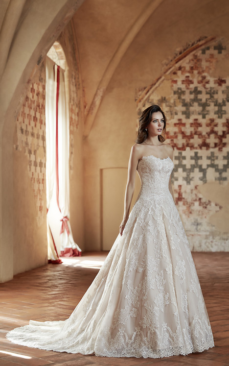 CT171 Wedding                                          dress by Eddy K : Couture