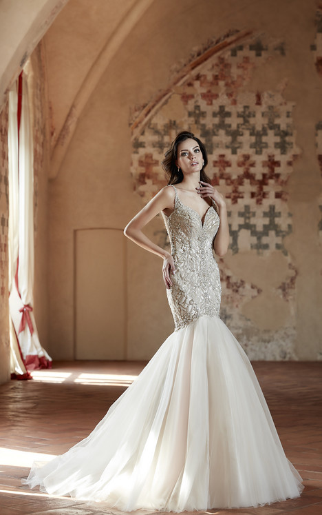 CT173 Wedding                                          dress by Eddy K : Couture