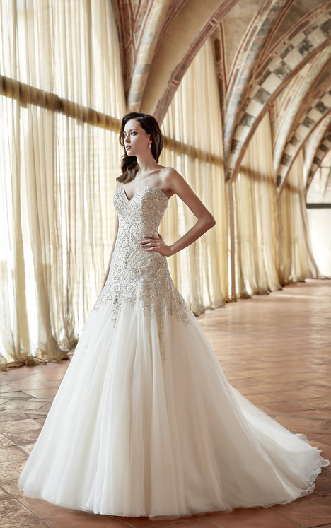 CT174 Wedding                                          dress by Eddy K : Couture