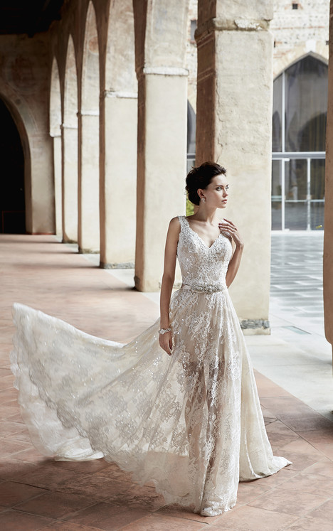 CT175 Wedding                                          dress by Eddy K : Couture