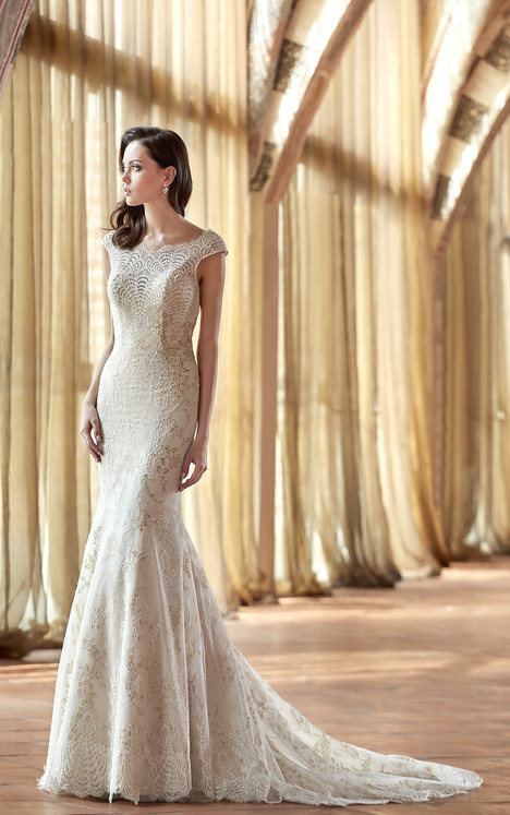 CT176 Wedding                                          dress by Eddy K : Couture