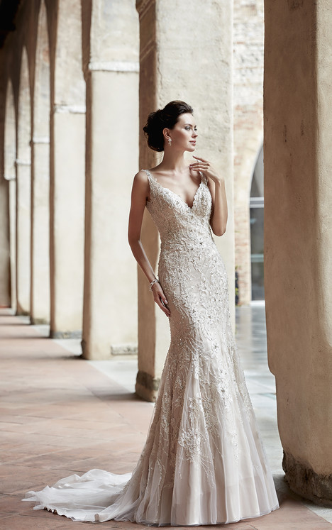 Wedding dress by Eddy K Couture