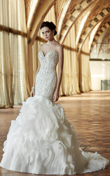 CT178 Wedding                                          dress by Eddy K : Couture