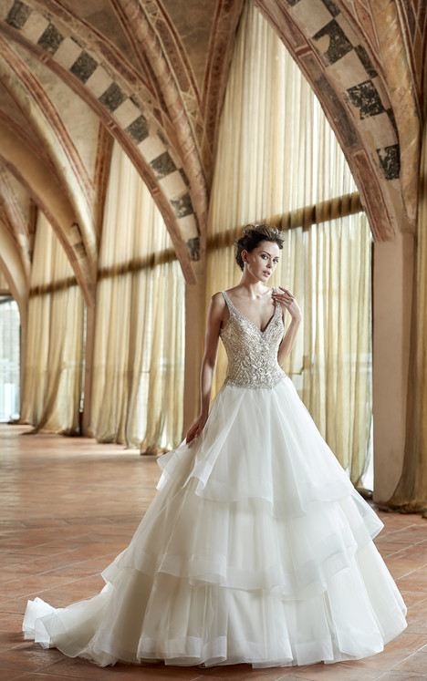 CT179 Wedding                                          dress by Eddy K : Couture