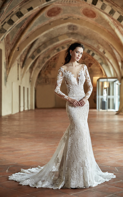 CT180 Wedding                                          dress by Eddy K : Couture
