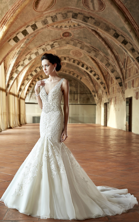 CT181 Wedding                                          dress by Eddy K : Couture