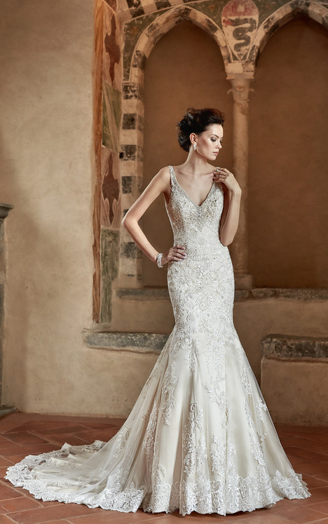 CT183 Wedding                                          dress by Eddy K : Couture