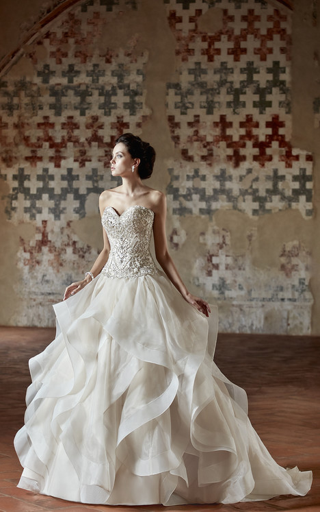 CT184 Wedding                                          dress by Eddy K Couture