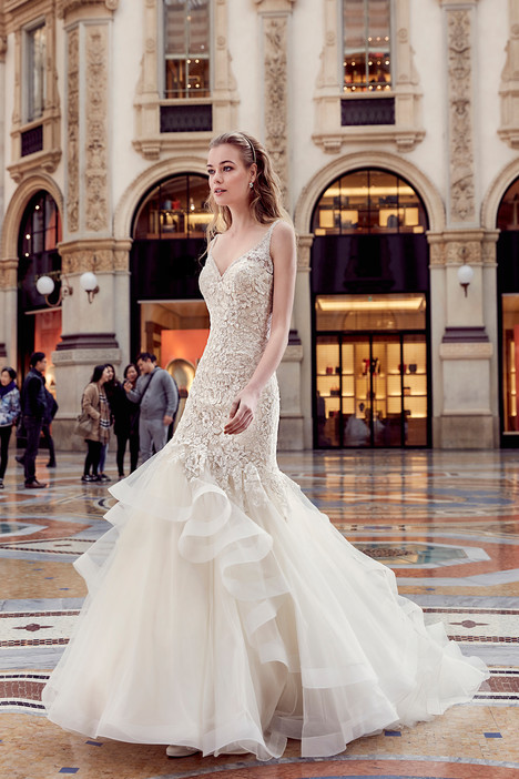 MD195 Wedding                                          dress by Eddy K : Milano