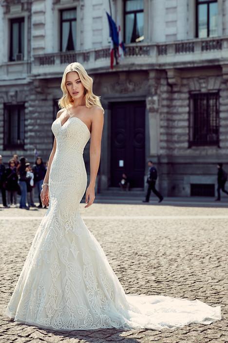 MD206 Wedding                                          dress by Eddy K : Milano