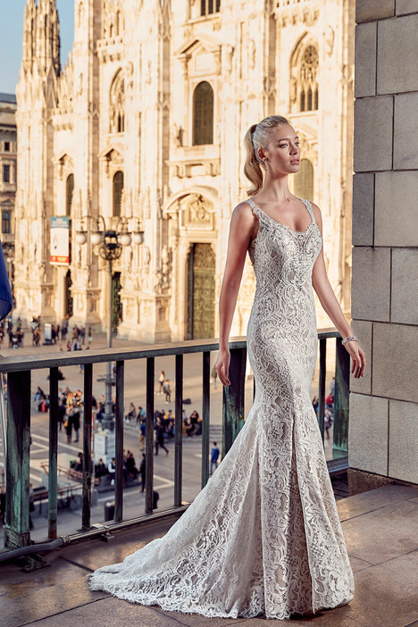 MD209 gown from the 2017 Eddy K Milano collection, as seen on dressfinder.ca