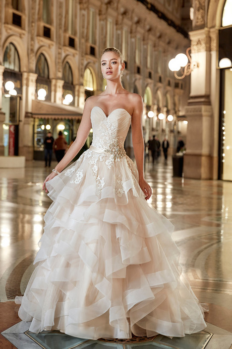 MD210 Wedding                                          dress by Eddy K : Milano