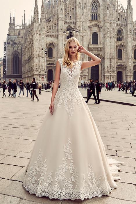 MD213 Wedding                                          dress by Eddy K Milano