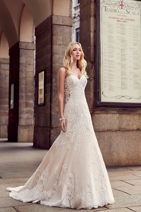 MD214 Wedding                                          dress by Eddy K : Milano
