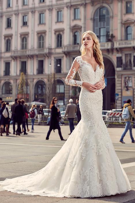 MD218 Wedding                                          dress by Eddy K Milano