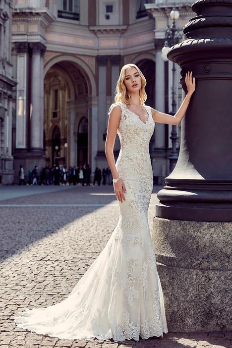 MD224 Wedding                                          dress by Eddy K : Milano
