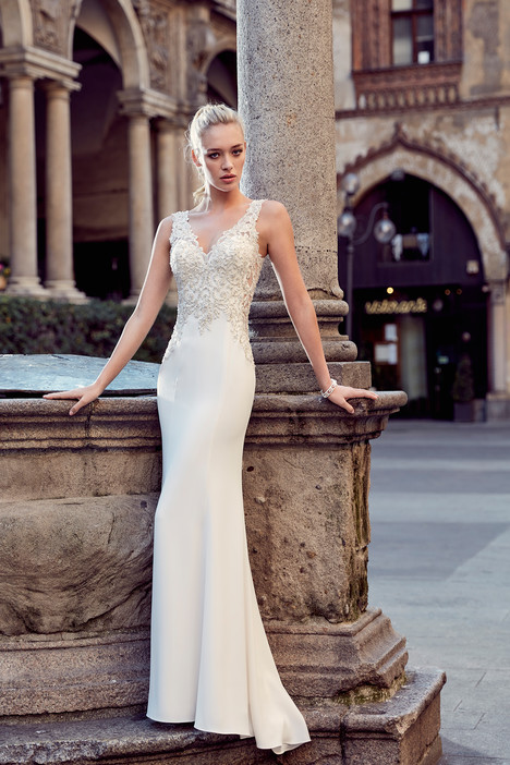 MD225 Wedding dress by Eddy K Milano