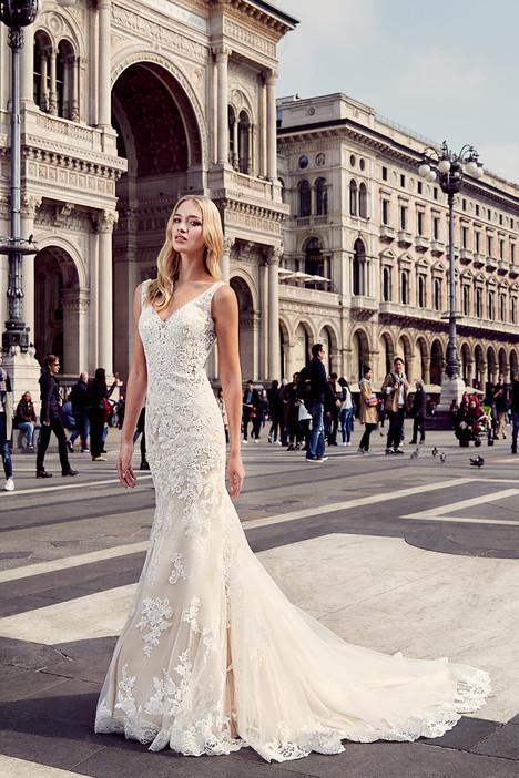 MD226 Wedding                                          dress by Eddy K : Milano