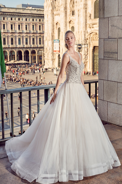 MD230 gown from the 2017 Eddy K Milano collection, as seen on dressfinder.ca
