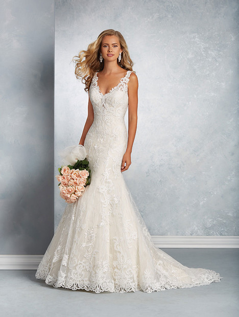 2601 Wedding                                          dress by Alfred Angelo
