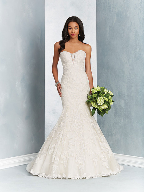 2603 Wedding                                          dress by Alfred Angelo