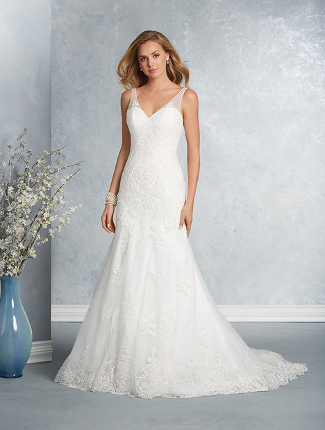 2605 Wedding                                          dress by Alfred Angelo