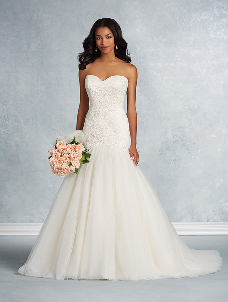2610 Wedding                                          dress by Alfred Angelo