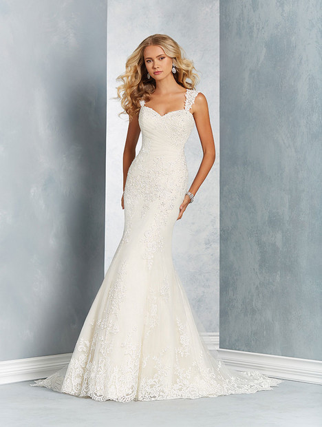 2612 Wedding dress by Alfred Angelo